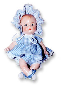 The Doll Company Composition Baby Doll Repair And Restoration